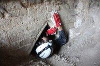 New Tunnels Found Under  Hadrian's Villa in Tivoli