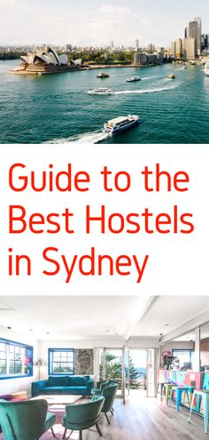 Best Budget Hostels in Sydney Australia - A budget travel guide to the absolute . - Lynn Home Packing List For Travel, Travel Checklist, Travel Info, Cheap Travel, Budget Travel, Travel Articles, Travel Tips, Travel Plan, Travel Destinations