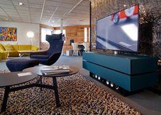 TV & Audio oplossingen   Interieur Paauwe Zonnemaire Tv Wall Decor, Tv Unit, Flat Screen, Audio, The Originals, House, Furniture, Ideas, Home