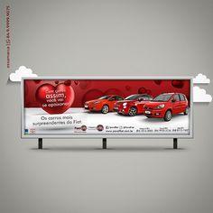 Campanha desenvolvida para o dia dos namorados revenda Fiat. Fale conosco solicite um orçamento. #outdoors #top #reviews #campanha #job #fiat #media #flyers #style #follow #cool #funny #my #nice #loveit #design #designs #designinspiration
