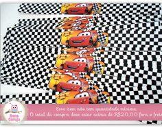Adesivo p/ Vidro Papinha Carros Disney
