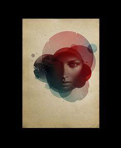 Digital Flowers by Alexey Malina | Inspiration Grid | Design Inspiration