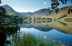 A beautiful view in the Lake District
