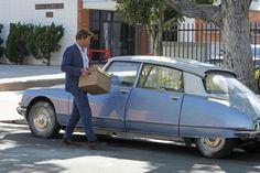love this little car that Patrick Jane drives ... it's a Citroën DS {French car}