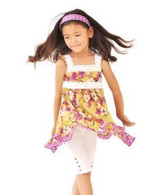 Ginger Ruffle Dress - Infant by Eternal Creation #zulily #zulilyfinds