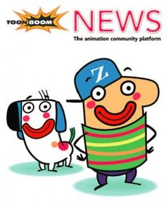Toon Boom Animation News Magazine  Summer 2012 Animation News, News Magazines, Press Release, Education, Learning, Summer, Pdf, Fictional Characters, Summer Time