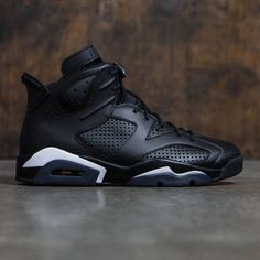 7437a7febb7e Jordan Men Air Jordan 6 Retro Black Cat (black   black-white) - Shoes New  Style - Luxury Shoes - Shoes New Style - Luxury Shoes