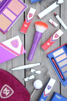 KIKO Campus Idol Collection | First Impressions ~ BRITISH BEAUTY ADDICT #KIKO #CampusIdol #KikoMilano
