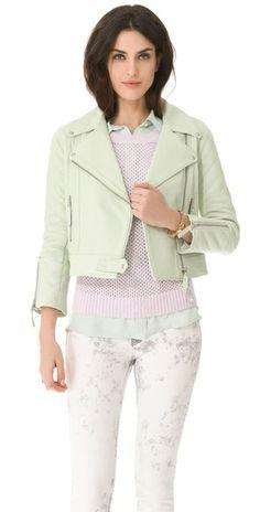 OMG I'm so obsessed with this @Club Monaco jacket. It's so pretty!