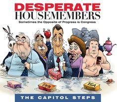 Capitol Steps: October 4, 2012
