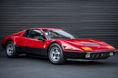 Bid for the chance to own a 1983 Ferrari 512 BBi at auction with Bring a Trailer, the home of the best vintage and classic cars online. Dream Cars, Automobile, Ferrari Car, Ferrari 2017, Lamborghini, Chevelle Ss, Top Cars, Classic Cars Online, Car Manufacturers
