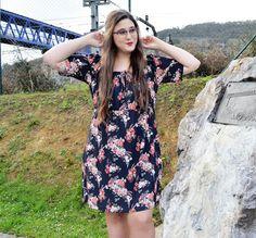 Secretos de Belleza: Outfit of the Day ~ Vestido mexicano - SS16 SPG Jenuan - Curvy Girl