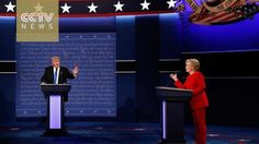 China becomes hot topic during US presidential debate