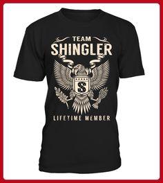 Team SHINGLER Lifetime Member - Shirts für singles (*Partner-Link)
