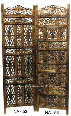 Awesome Brown Room Divider