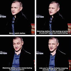 """When he gave a unique reply to the question: """"Do you watch dailies or wait for the final cut (of a movie)?"""" 