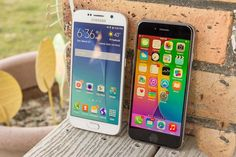 Samsung Galaxy S6 vs iPhone 6 si o noua comparatie a camerelor | iDevice.ro