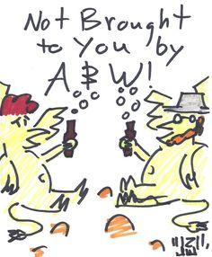 "The ""drunk griffin"""