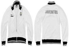 2012 2013 Veste foot N98 Juventus Blanc 16 - http://www.fastorn.com/