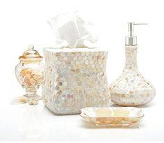 Bath accessories bath bathroom accessories my new house pinterest for Dillards bathroom accessories sets