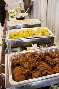 No Southern Wedding Would Be Complete Without FRIED CHICKEN Winter Food