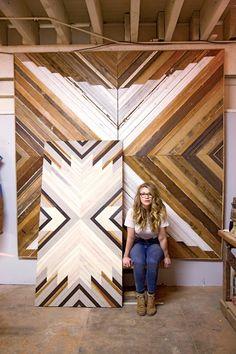 Woodworker Aleksandra Zee Transforms Scraps Into Intricate Sculptures | 7x7
