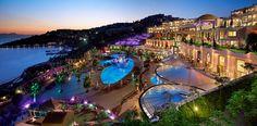 Europe's Leading Wellbeing Resort - Detox Center - Luxury hotel - Bodrum hotel.
