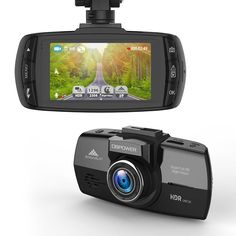 10 great dash cams that can make your driving experience safer and cheaper. Nocturne, Gps Tracking System, Thing 1, Car Videos, Dashcam, Gps Navigation, Video Camera, Car Audio, Wide Angle