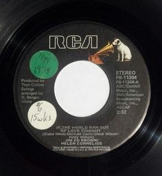 Jim Ed Brown and Helen Cornelius were a great duet, releasing several hits, including this top ten from 1978.
