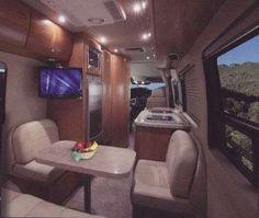 Krystal Enterprises Class B Sprinter Motor Home - Class B Forums
