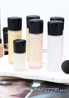There are so many ways to use Fix+ (officially, MAC Prep + Prime Fix+) beyond the standard makeup setting spray procedure. I love Fix+ and use it daily to Mac Setting Spray, Makeup Setting Spray, Mac Fix Plus, Fix Makeup, Mac Prep Prime, Makeup And Beauty Blog, Latest Makeup, Beauty Advice, Lip Gloss