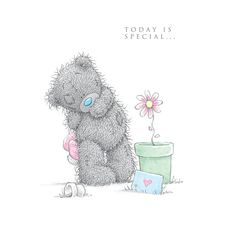Today is special...
