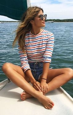 What To Wear On A Casual Boat Ride