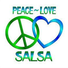 Amor y paz.