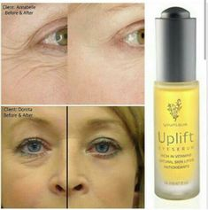 Younique uplift eye serum!!! Say goodbye wrinkles, hello new you!!! www.youniqueproducts.com/cynthiamascara