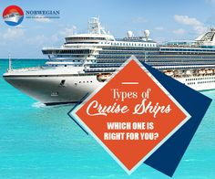 Cruises are good investments as more and more people are opting for cruise vacation. Know about the different types of cruise ships worthy of making an investment.