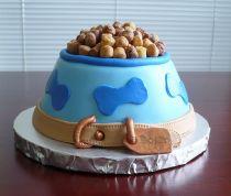 Dog Bowl birthday cake_very cool dog birthday cake.PNG