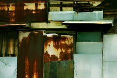 トタンアート Neko, Shabby, House, Painting, Home, Painting Art, Paintings, Painted Canvas, Homes
