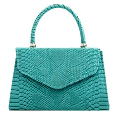 Small faux snakeskin style structured top handle grab bag / shoulder bag The bag fastens with a flap over the top and a concealed metal magnetic stud Pashmina Wrap, Prom Accessories, Grab Bags, Cloth Bags, Metal Chain, Laptop Bag, Snake Skin, Shoulder Strap, Gold