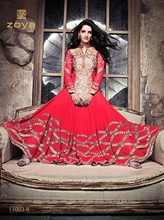 ZOYA ORIGINAL Elegance Wedding Season wear Semi Stitched Salwar Kameez - http://member.bulkmart.in/product/zoya-original-elegance-wedding-season-wear-semi-stitched-salwar-kameez-2/