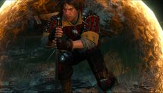 The Witcher 3: Wild Hunt - Eskel  #The_Witcher_3    #Wild_Hunt