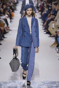 Christian Dior коллекция   Коллекции весна-лето 2018   Париж   VOGUE