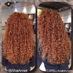 the #DevaCut is a dry #CurlByCurl technique. She never blows out her hair straight
