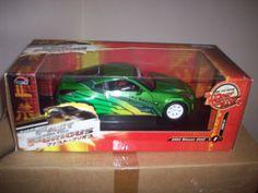 1:18 Fast and Furious Tokyo Drift 2003 Nissan 350Z Full Throttle | eBay
