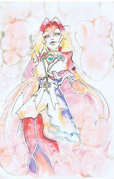 Queen Rutela by audgreenart