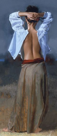 """Caryatid"" - William Whitaker"