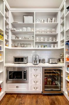 Organization S 21 Well Designed Pantries You D Love To Have In Your Kitchen