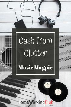 Can you really make cash from selling on Music Magpie? Make Money Blogging, Make Money From Home, Music Magpie, Toddler Art Projects, Old Music, Making Extra Cash, Extra Money, Clutter, Things To Sell