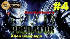 Aliens Vs Predator 2010 Gameplay Walkthrough - Alien Campaign (PC) Missi...