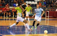 El Uruguay Tenerife pierde (4-1) ante el Burela en el torneo Desafío Star Center de Santiago
